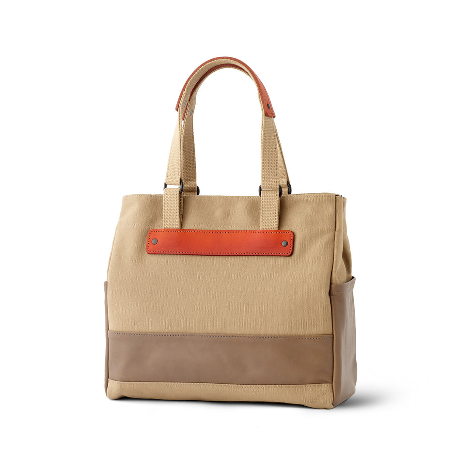 Heath + Stein Union Tote in Barley Image 2