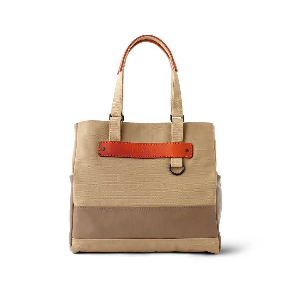 Heath + Stein Union Tote in Barley Image 3