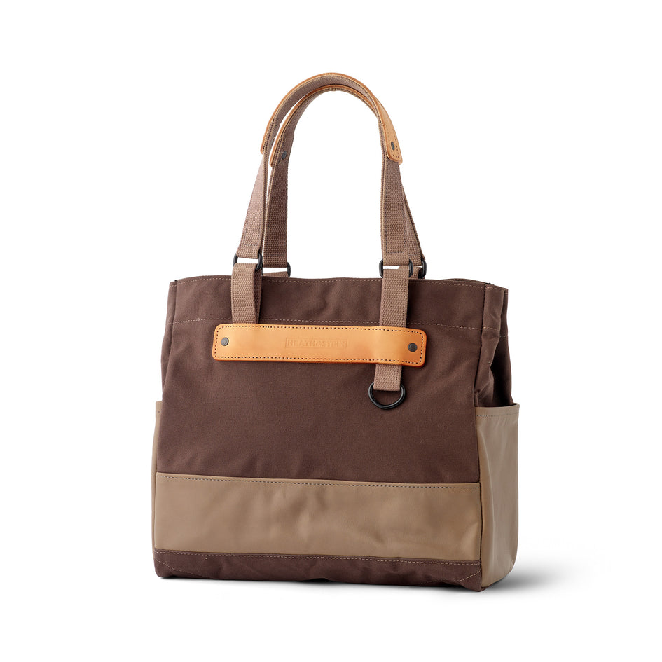 Heath + Stein Union Tote in Tapenade Image 1