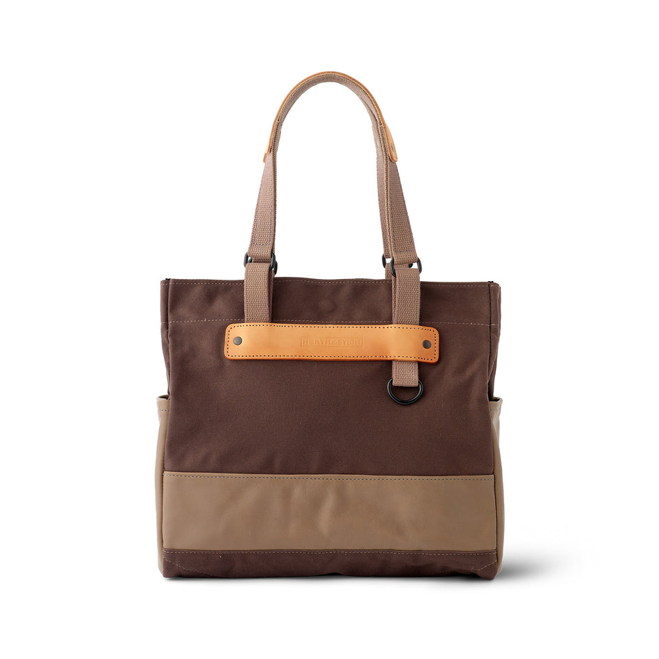 Heath + Stein Union Tote in Tapenade Image 3