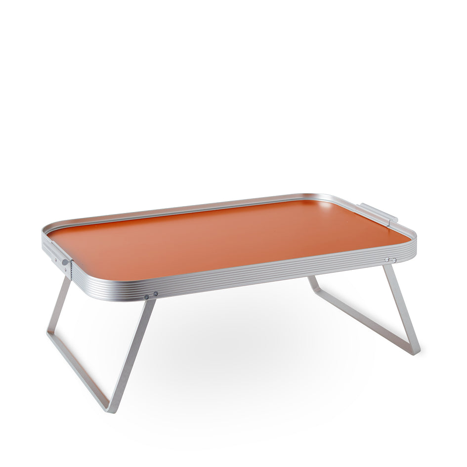 Lap Tray in Burnt Orange Image 1