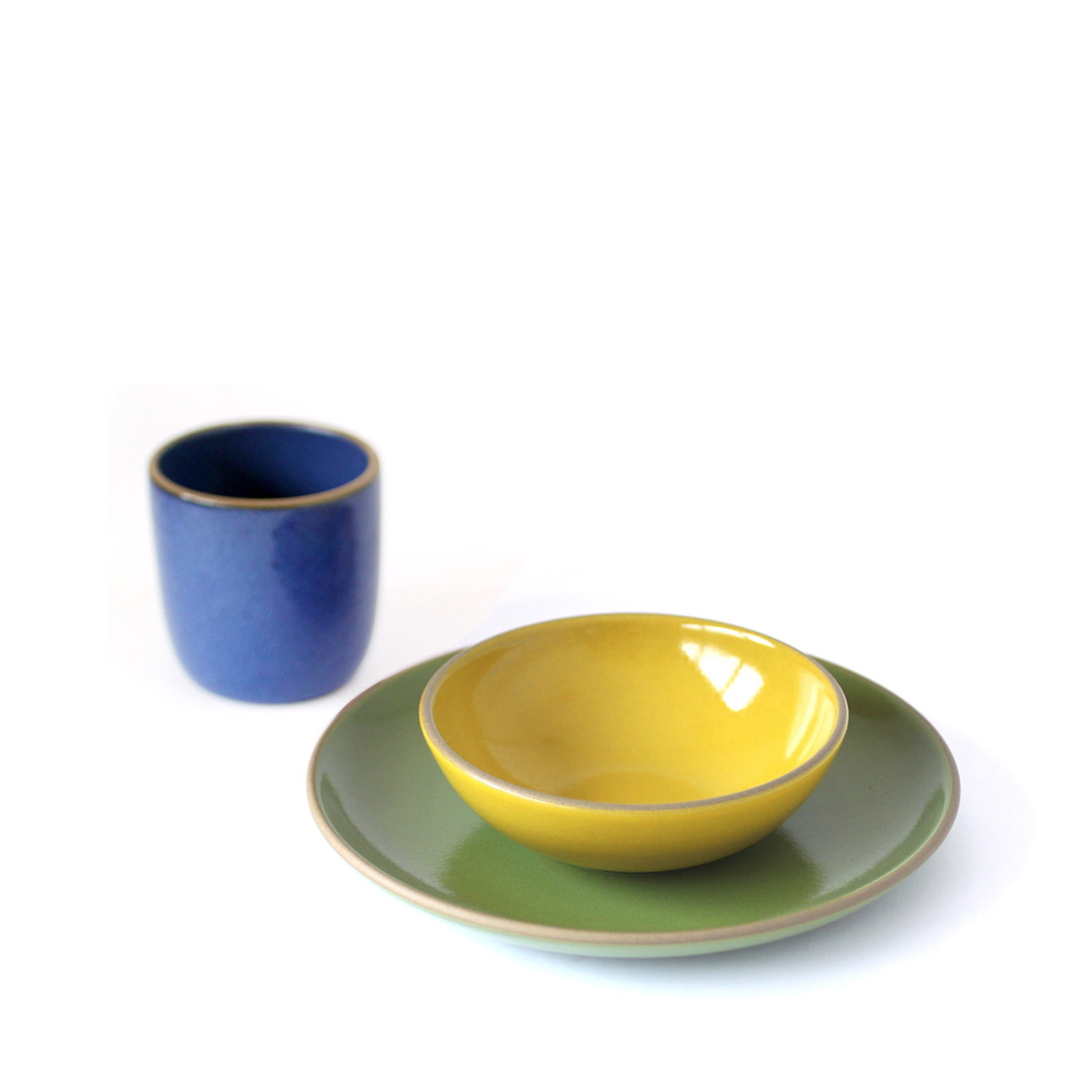 Heath Kids Dinnerware Set in Fruit Zoom Image 1