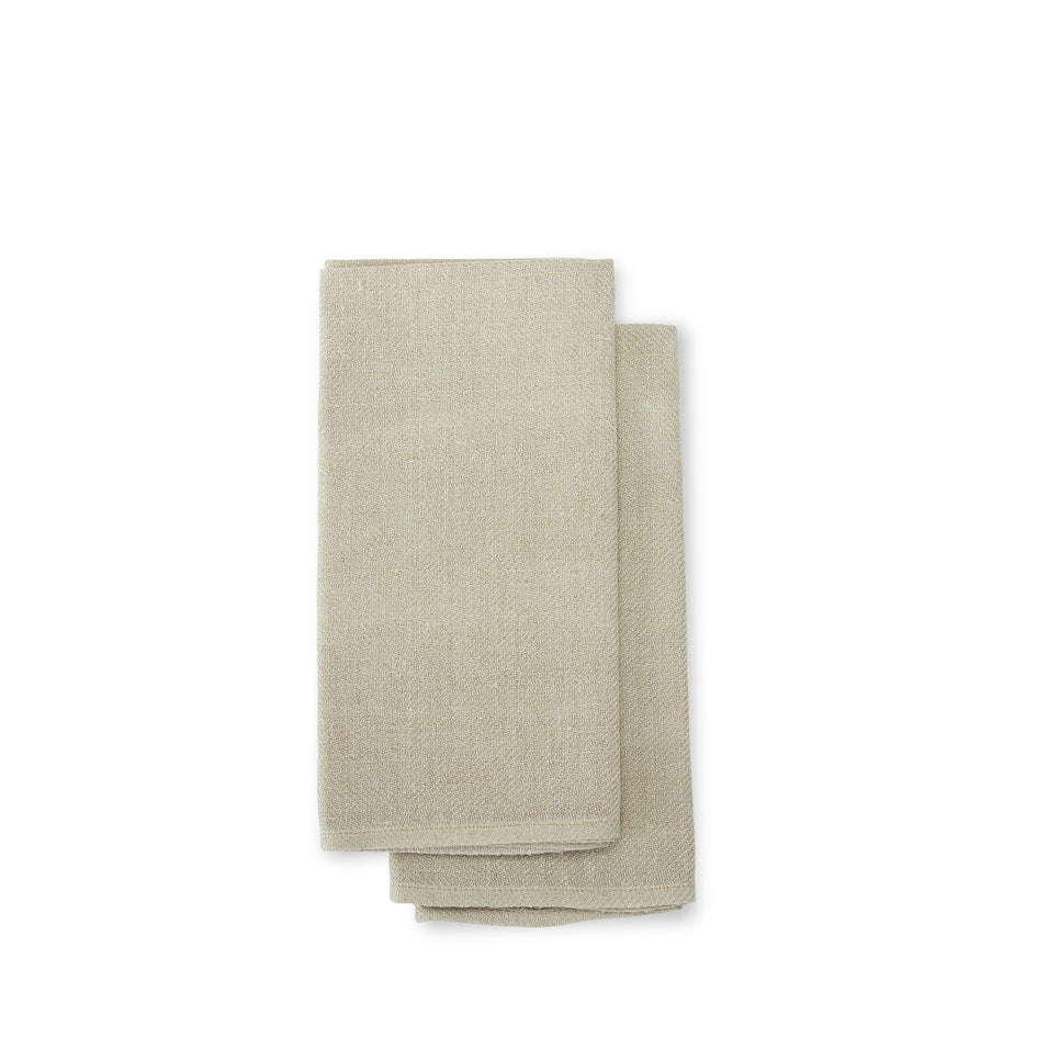 Kypert Napkins in Unbleached (Set of 2) Image 1