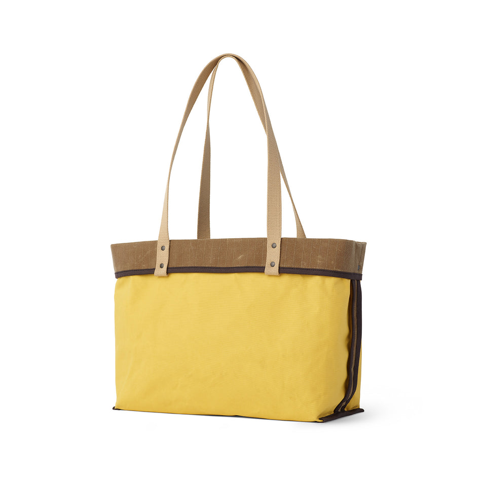 Large Reversible Tote in Fawn Image 2