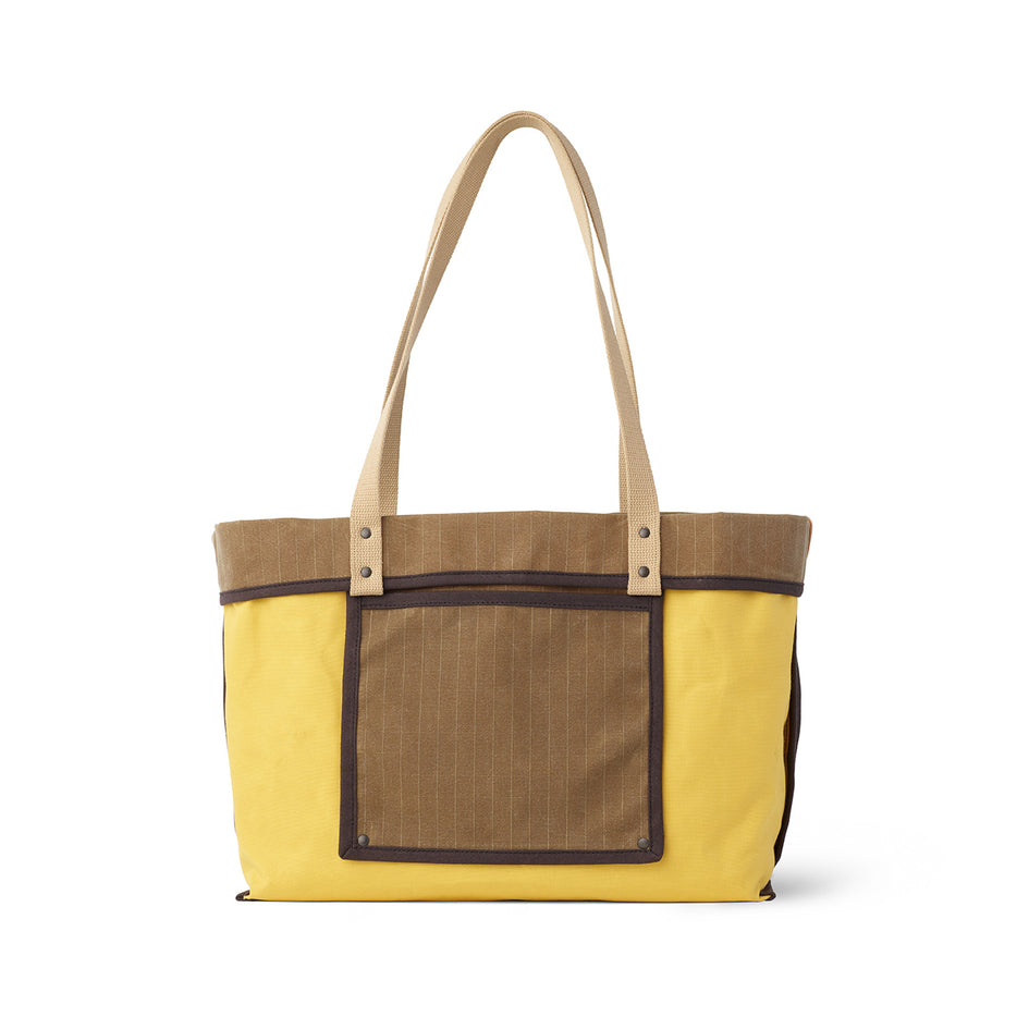 Large Reversible Tote in Fawn Image 4
