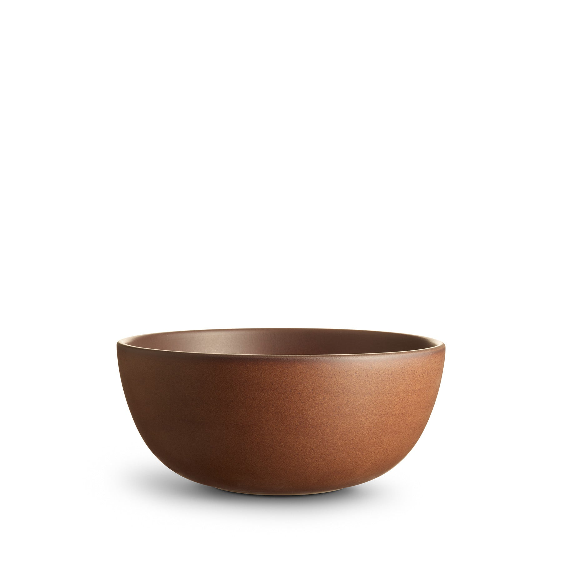 Large Serving Bowl - Redwood