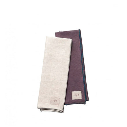 Linen Dinner Towels (Set of 4)