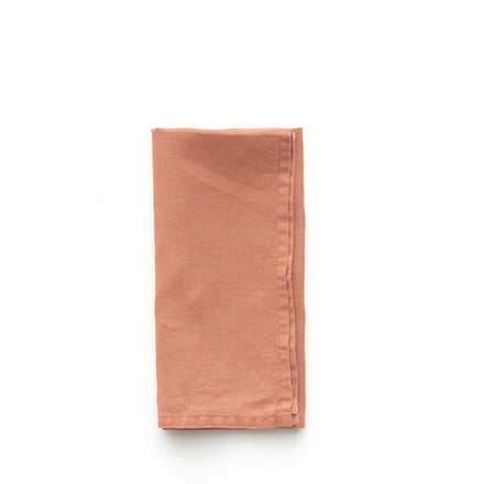 Linen Dyed Lightweight Napkins in Solids