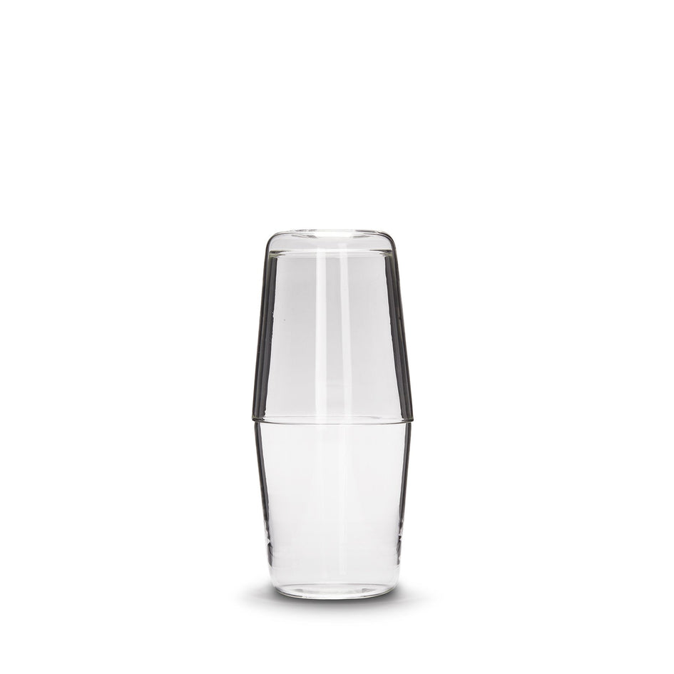 Luisa Bonne Nuit Carafe and Cup in Clear Image 2