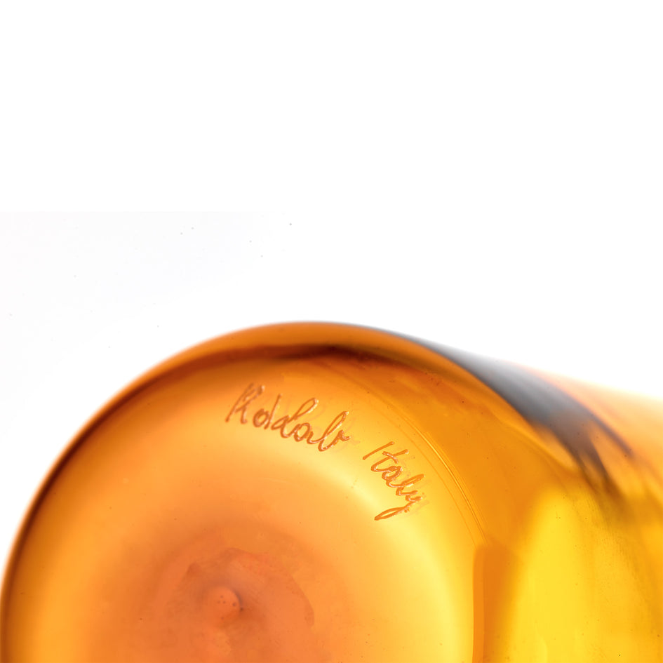Luisa Vino Cup in Amber Image 2