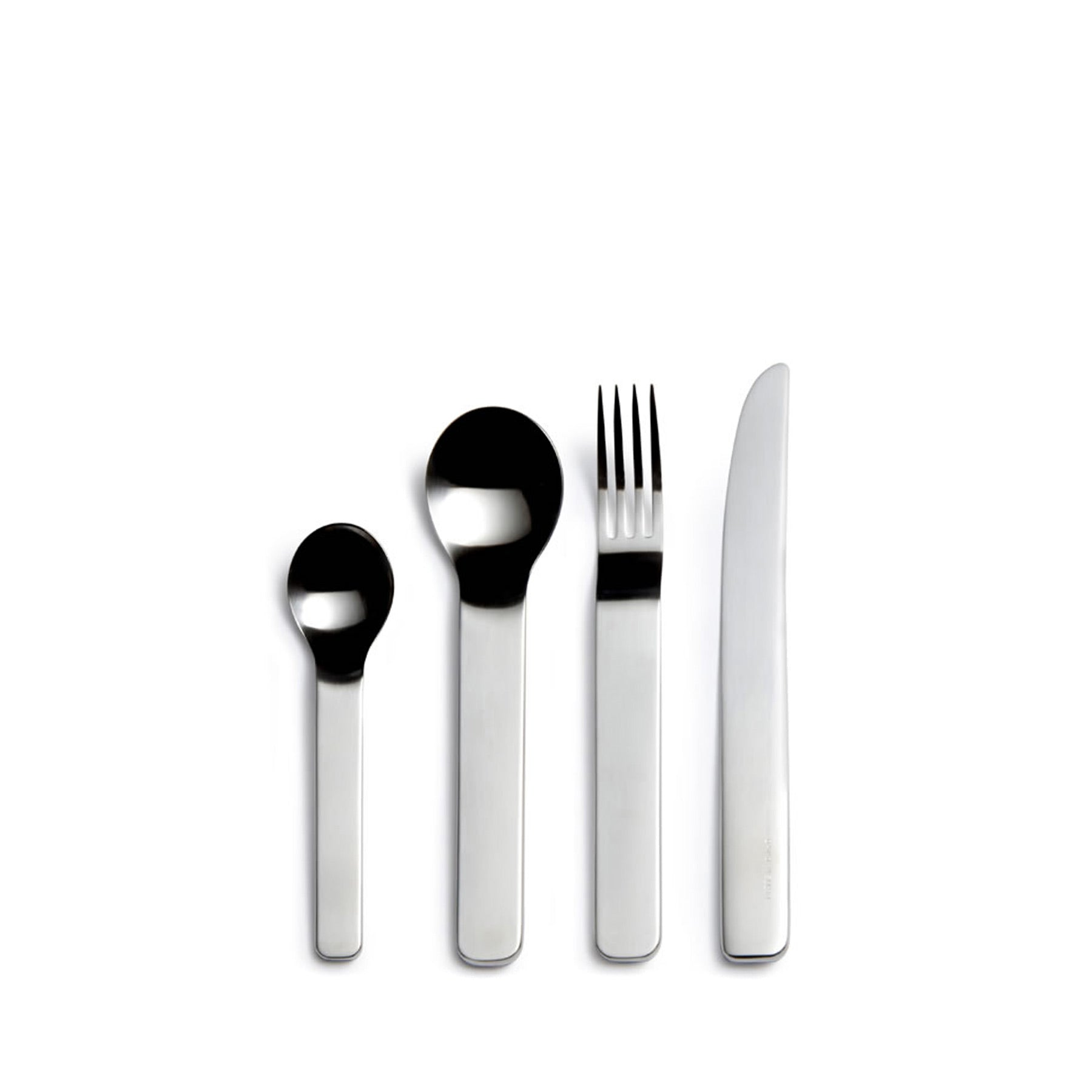Minimal Flatware (4 piece setting) Zoom Image 1
