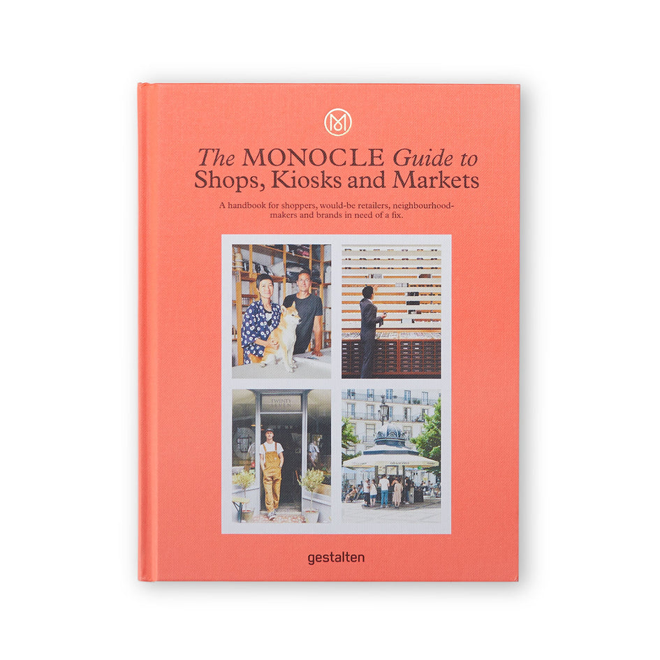 Monocle Guide to Shops, Kiosks, and Markets Image 1