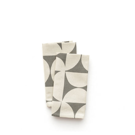 Breeze Napkins in Concrete (Set of 2)