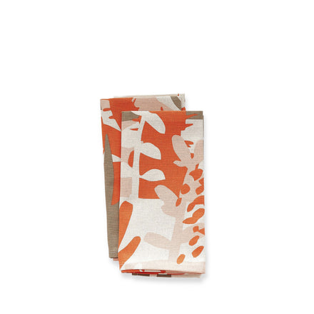 Roof Garden Napkins in Cairo (Set of 2)