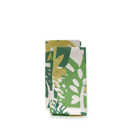 Roof Garden Napkins in Rio (Set of 2)
