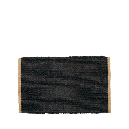 Nest Weave Entrance Mat in Charcoal
