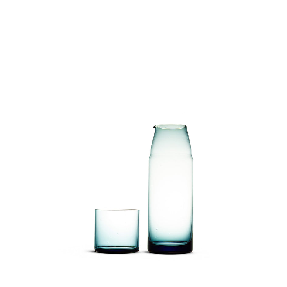 Night Carafe in Indigo 12 oz Image 1