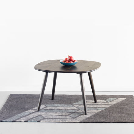 Square Nomad Dining Table
