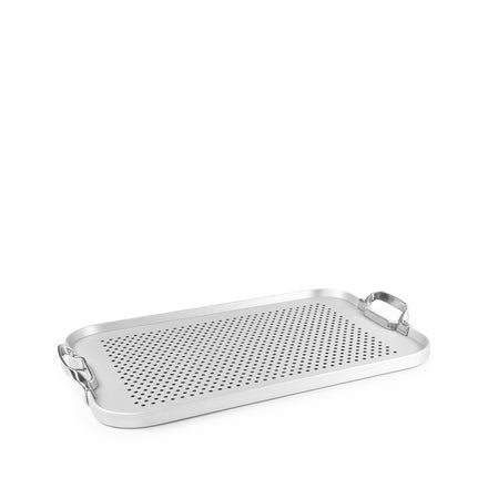 Original Tray with Grips in Silver 18