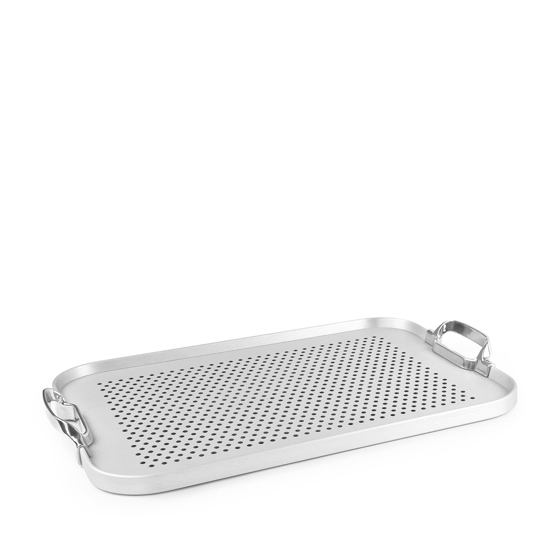 Original Tray with Grips in Silver 20