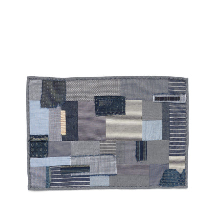 Patchwork Placemat in Indigo