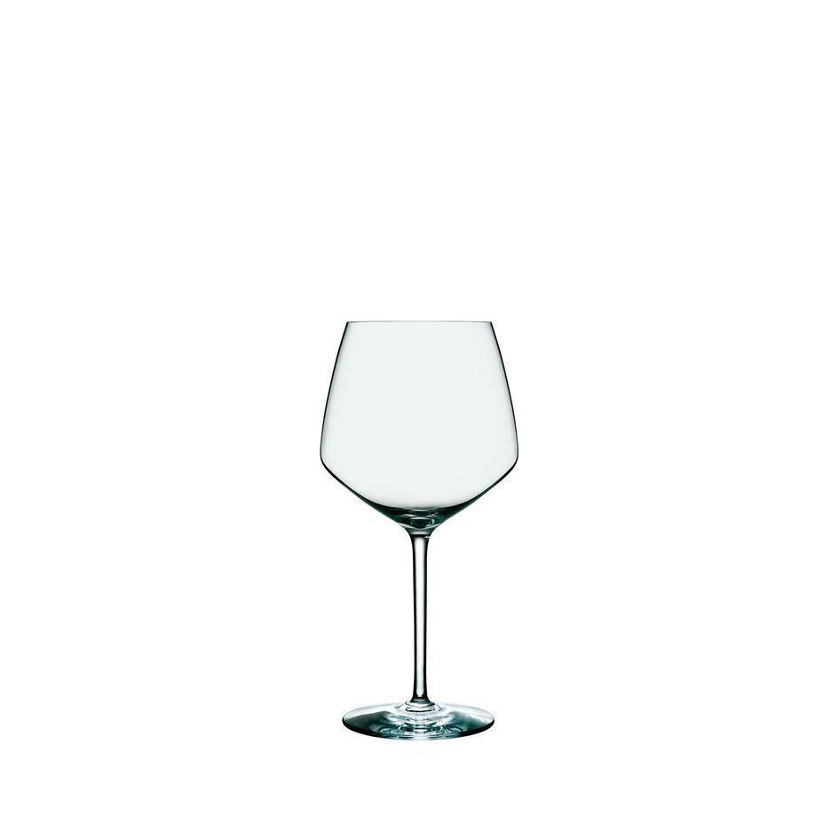Perfection Burgundy Glass (Set of 6) Image 1