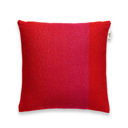 Pillow Berg in Red Pink