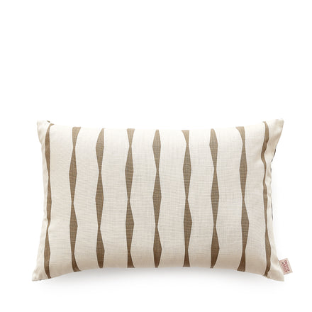Brancusi Pillow in Cocoa