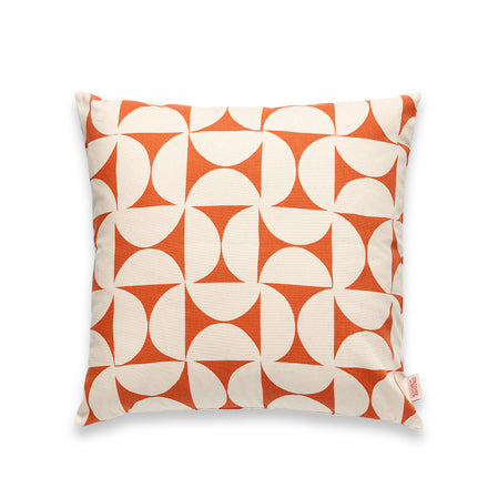 Breeze Pillow in Persimmon