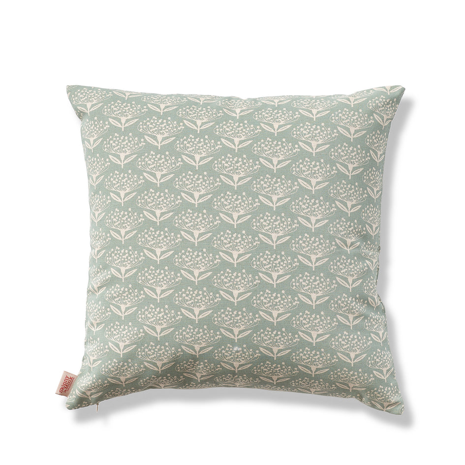 Pincushion Pillow in Wedgewood Image 1