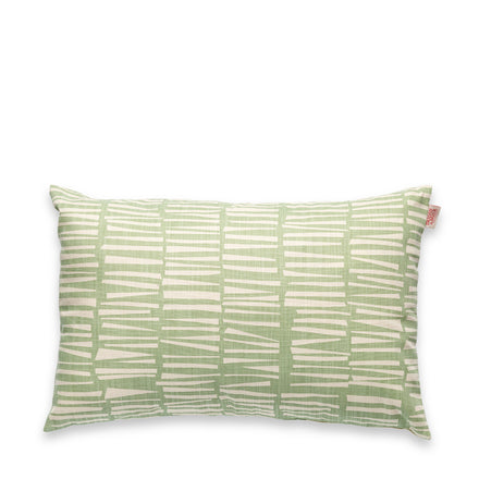 Woodpile Pillow in Spruce