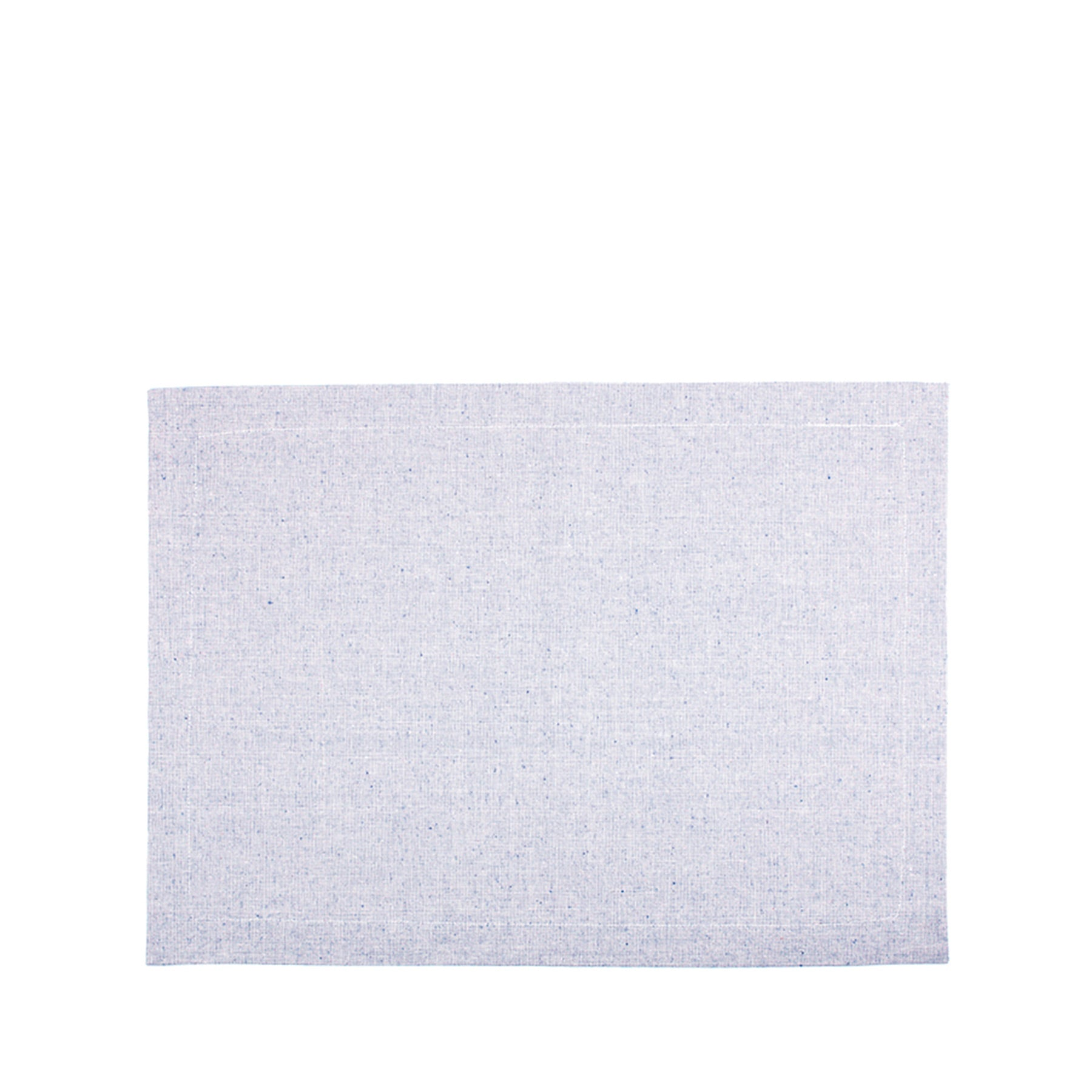 Organic Cotton Placemat in Blue Zoom Image 1