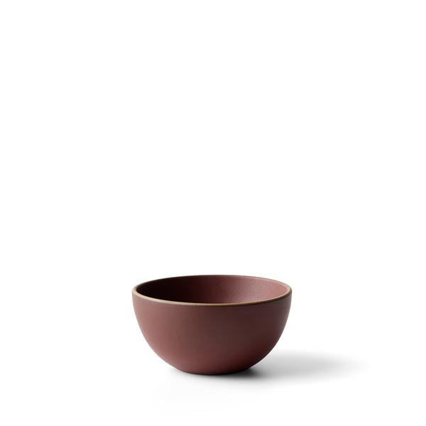 Plaza Cereal Bowl in Black Plum Image 1