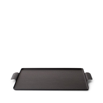 Pressed Tray in Black 11 x 14.5