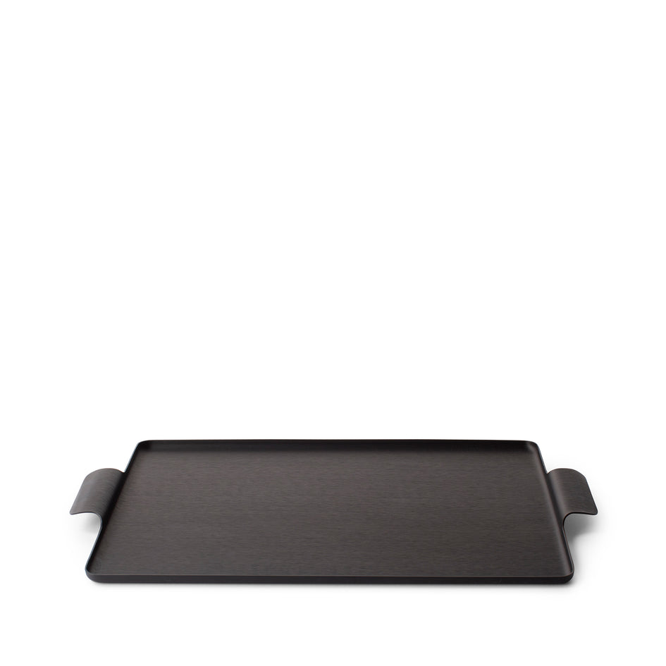 Pressed Tray in Black 11 x 14.5 Image 1