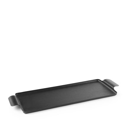Pressed Tray in Black 7 x 14