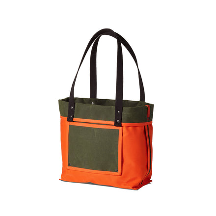 Reversible Tote in Olive