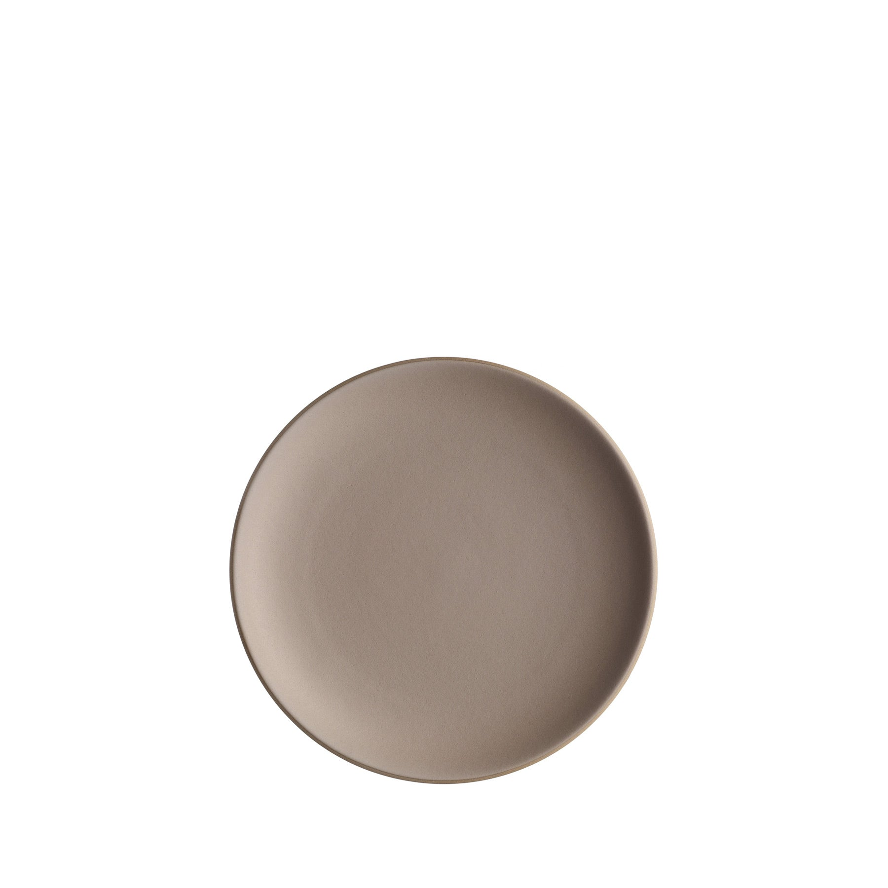 Salad Plate - Fawn Cocoa