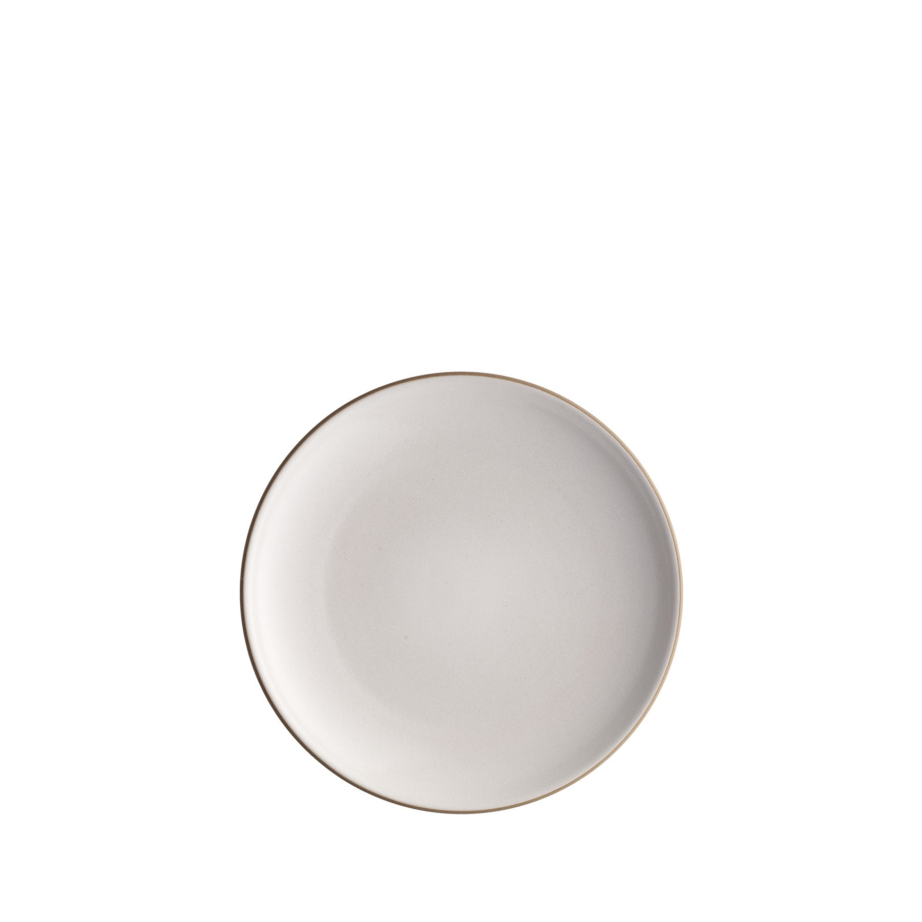 Salad Plate - Opaque White