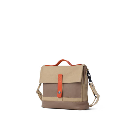 Heath + Stein Satchel in Barley