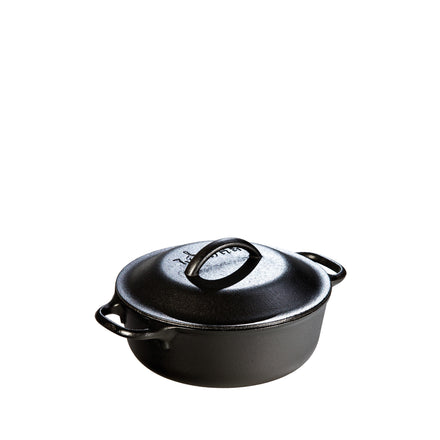 Cast Iron Serving Pot 2qt