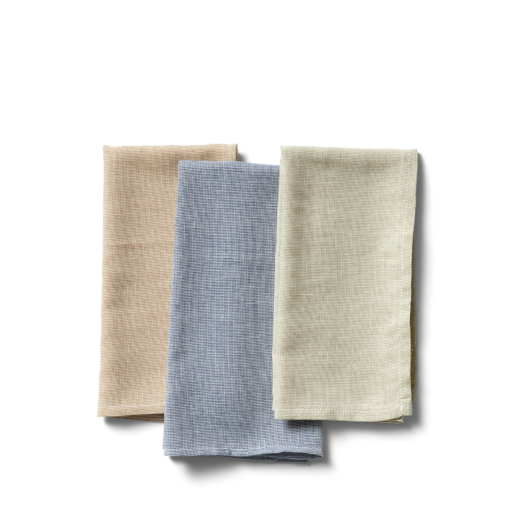 Organic Cotton Gauze Napkins (Set of 4) Zoom Image 2