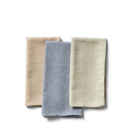 Organic Cotton Gauze Napkins (Set of 4)