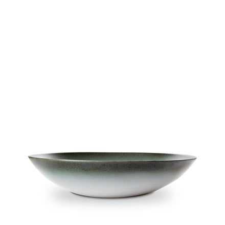 Shallow Salad Bowl in Sea and Sand