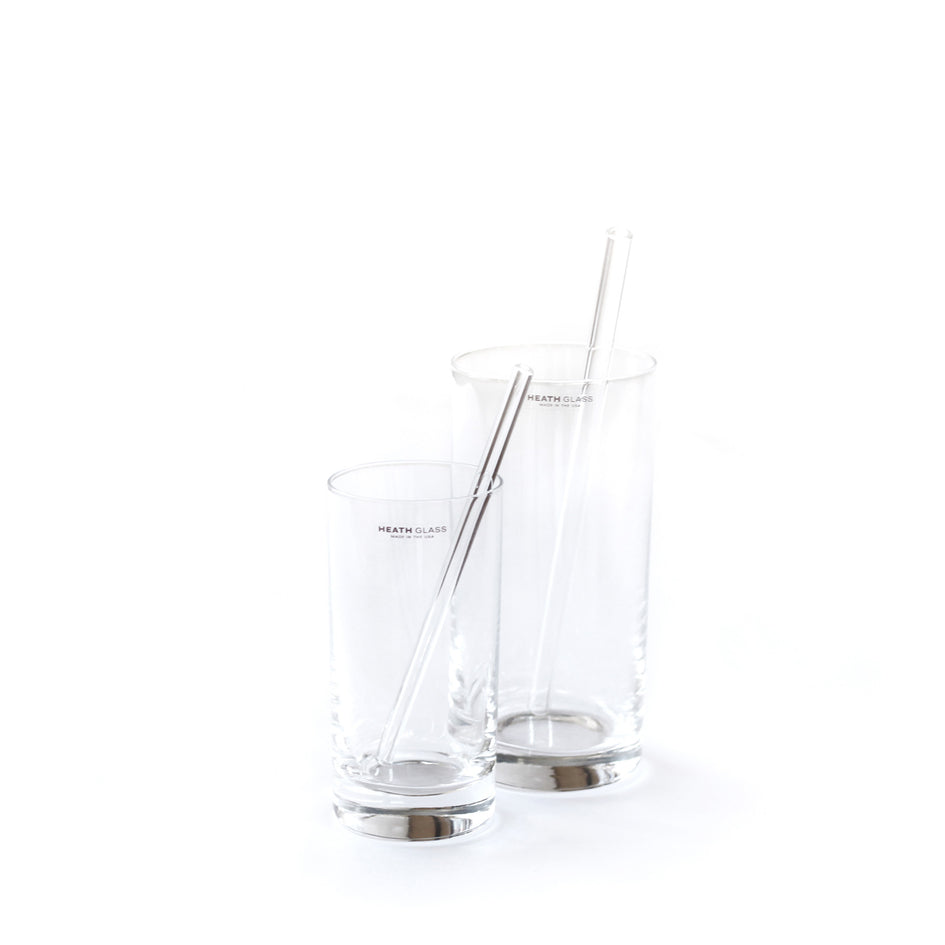 Simple Glass Straw Image 1