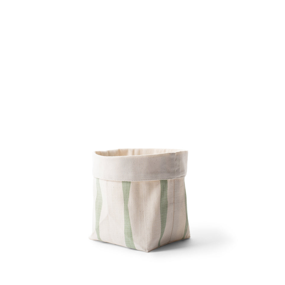 Small Brancusi Soft Bucket in Spruce Image 1