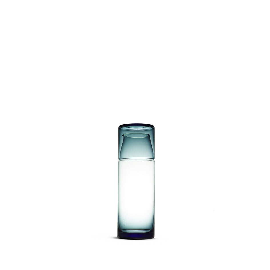 Night Carafe in Indigo 12 oz Image 2