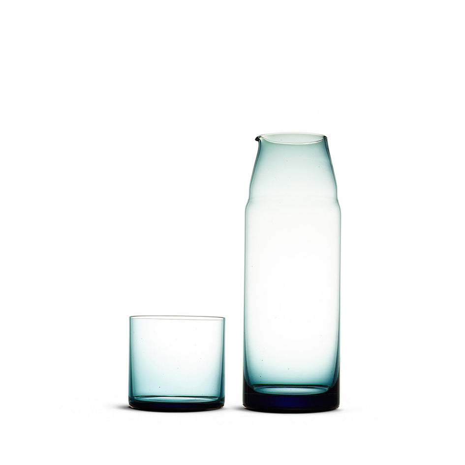Night Carafe in Indigo 24 oz Image 1