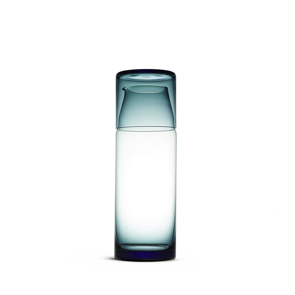 Night Carafe in Indigo 24 oz Zoom Image 2