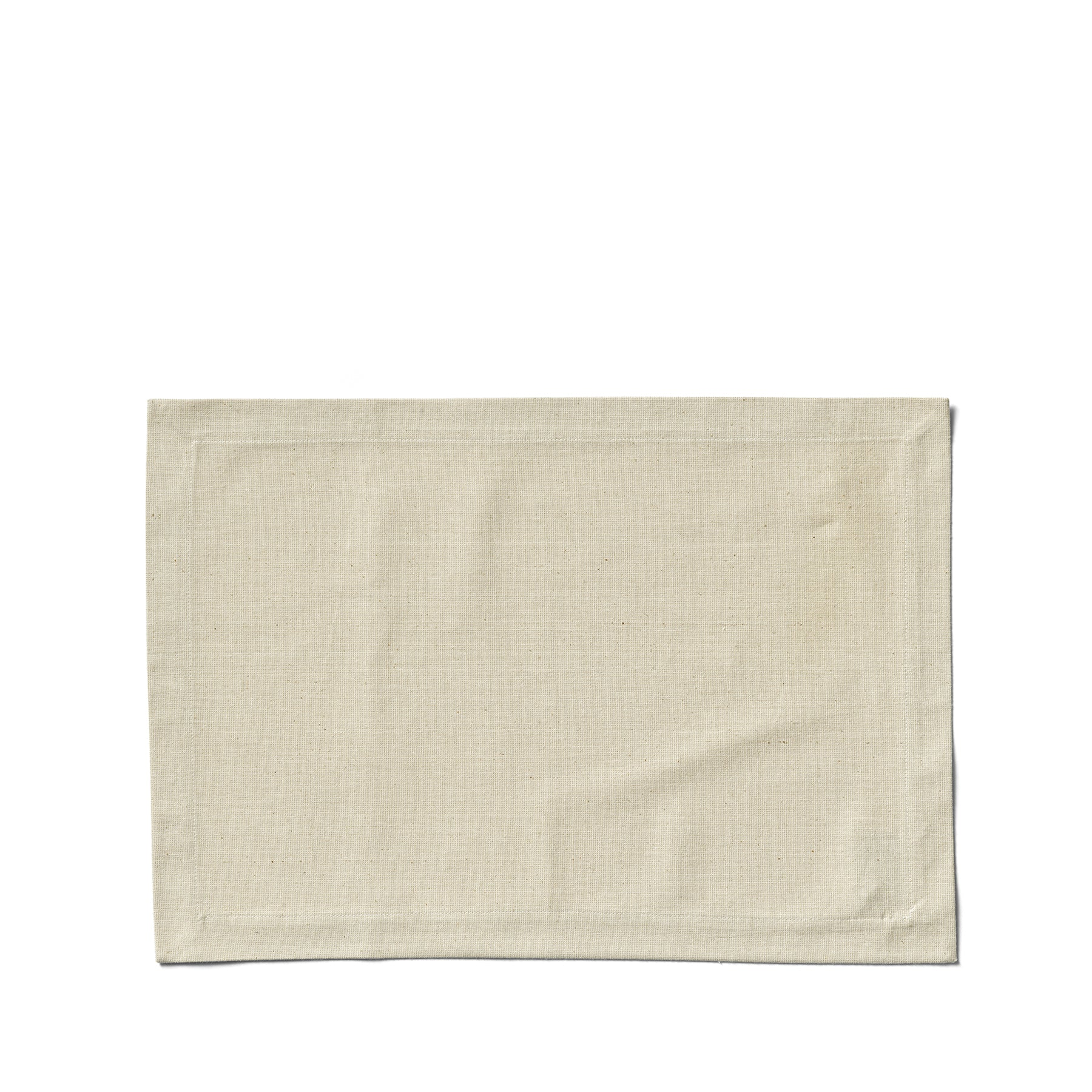 Organic Cotton Placemat in Sage Zoom Image 1